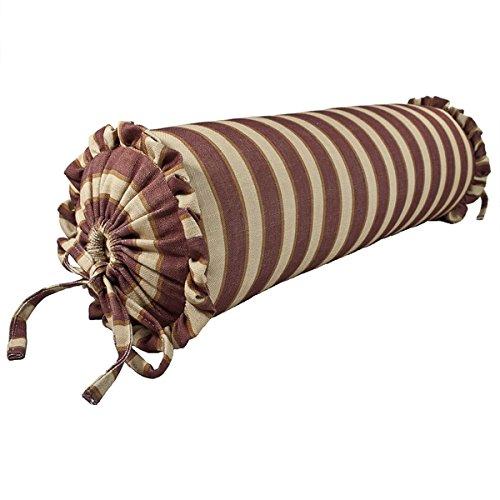 Cassandra Toile Neckroll Pillow Toile Neckroll