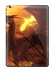 New Arrival Cover Case With Nice Design For Ipad Air- Dragon Wars 7913303K89066035