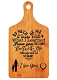 Best Birthday Gifts For Nanas - Mothers Day Gifts - Langxun Personalized Engraved Bamboo Review
