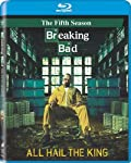 Cover Image for 'Breaking Bad: The Fifth Season'