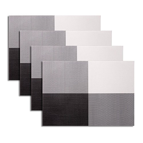 Placemat Uartlines Crossweave Non slip Insulation