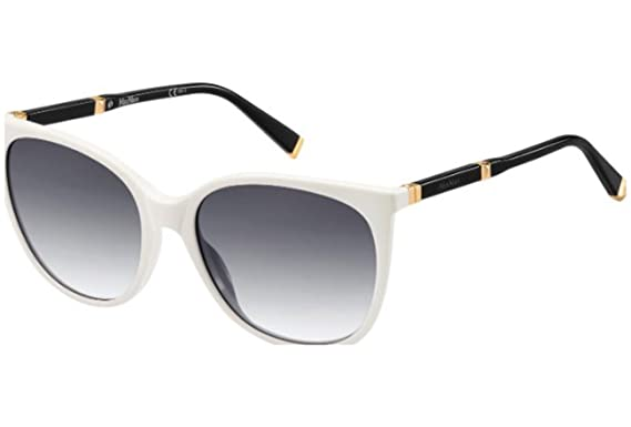 Max Mara Mm Design II 9C 8Od 56 Gafas de sol, Blanco (Whte ...