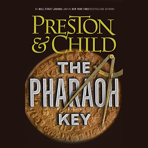 The Pharaoh Key cover