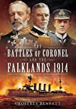Front cover for the book Coronel and the Falklands by Geoffrey Bennett