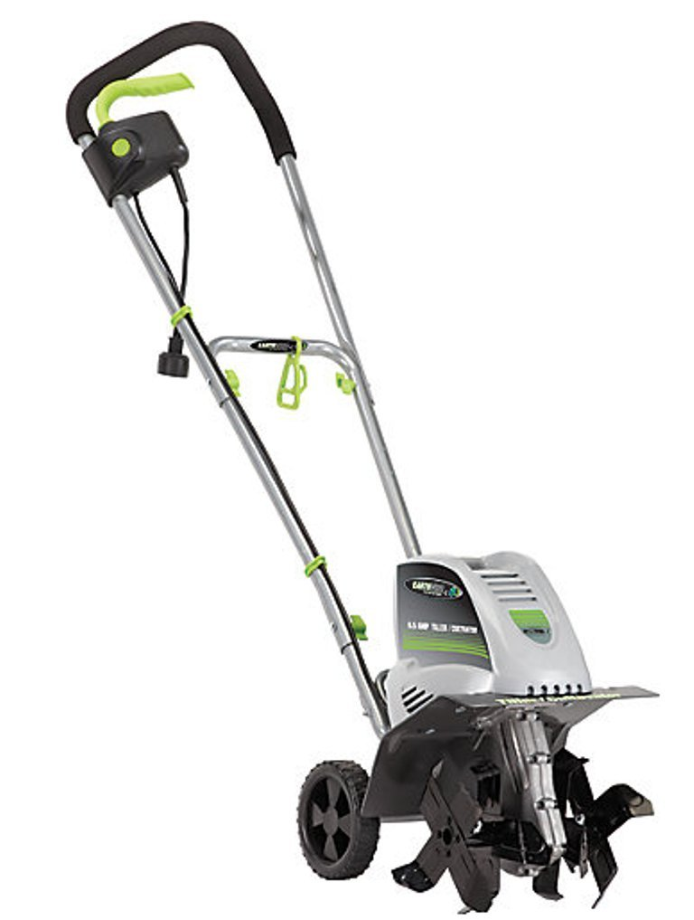Earthwise TC70001 8.5 amp Electric Tiller/Cultivator