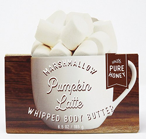 Bath & Body Works MARSHMALLOW PUMPKIN LATTE Whipped Body Butter