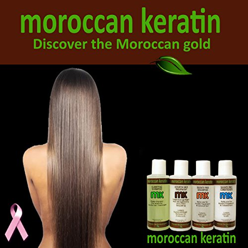 Moroccan Keratin Most Effective Brazilian Keratin Hair Treatment SET 120ML x4 Professional Salon Formula Shipping Available Worldwide by Moroccan Keratin