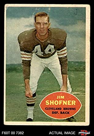 Image result for jim shofner cleveland browns
