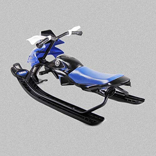 School & Educational Supplies Snow Racer With Safe Brake Snow Sled Snowmobile With Anti-slip Handle Bar Skiing Car Eletric Strong Packing
