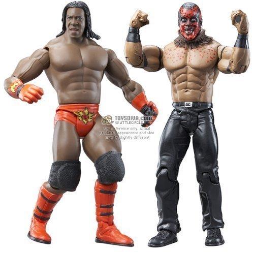 WWE Adrenaline Series 21 Booker T Vs. Boogeyman (Stone Cold Steve Austin Vs Booker T)