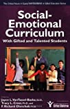 img - for Social-Emotional Curriculum with Gifted and Talented Students (Critical Issues in Gifted Education) book / textbook / text book