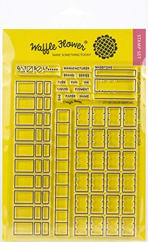 The 10 best waffle flower stamps swatch