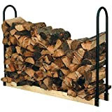 Panacea Adjustable Length Outdoor Firewood Rack