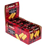 Deals on 24 Pack Walkers Shortbread Traditional Butter Shortbread Cookies