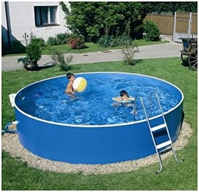 Azul Splasher piscina 15 m x 36