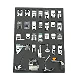 32pcs Sewing Machine Presser Foot Set for