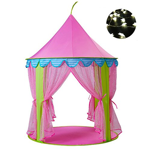 Steegic Princess Anti Mosquito Playhouse Light Pink