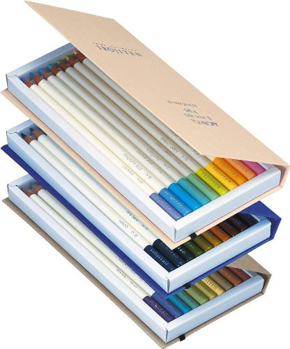 Tombow Irojiten Colored Pencils, Woodland, 30-Pack (Collection Craft Tombow)
