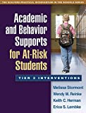 Academic and Behavior Supports for At-Risk
