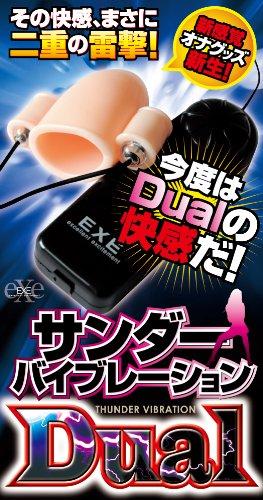 EXE サンダーバイブレーション Dual 単3電池2本付