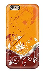 patience robinson's Shop Tpu Case Cover For Iphone 6 Strong Protect Case - Pattern Color Vectors Design 7685222K65036183