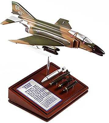 Mastercraft Collection Planes and Weapons Series McDonnell Douglas F-4D PHANTOM USAF Model Scale:1/50
