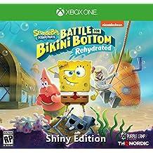 Spongebob Squarepants: Battle for Bikini Bottom - Rehydrated - Shiny Edition (Xbox One) - Xbox One Shiny Edition