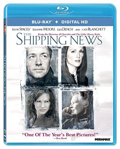 The Shipping News [Blu-ray + Digital HD]