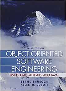 Object Oriented Software Engineering Using Uml Patterns And Java 3rd Edition Bruegge Bernd Dutoit Allen H 9780136061250 Amazon Com Books