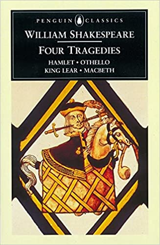 Book Four Tragedies: Hamlet, Othello, King Lear, Macbeth (Penguin Classics)