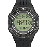 All Blacks - 680162 - Montre Homme - Quartz Digital - Cadran LCD - Bracelet Plastique Noir