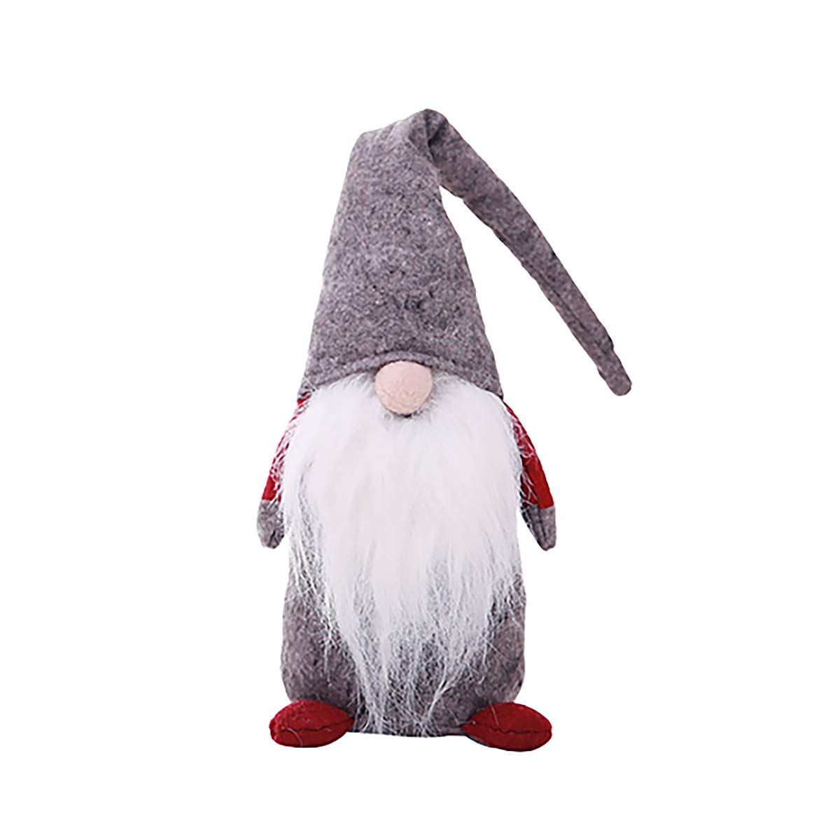 "Handmade Swedish Tomte Christmas Gnome, 19.7"" Well Crafted Christmas Ornaments Gifts Holiday Home Table Decor for Men, Women & Kids Wei Xi"