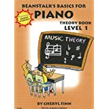 Beanstalk's Basics for Piano: Theory Book Book 1