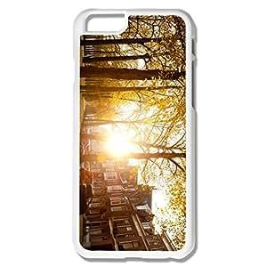 PTCY IPhone 6 Custom Funny Sunny Autumn Afternoon