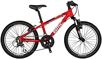 "BMC Sportelite Acera 20"" Kids Mountain Bike 2016 Red"