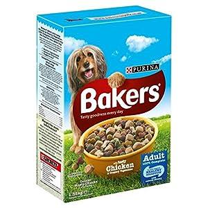 lovely Bakers Adult Dog Chicken & Veg Dry Food 1.35kg (PACK OF 4)