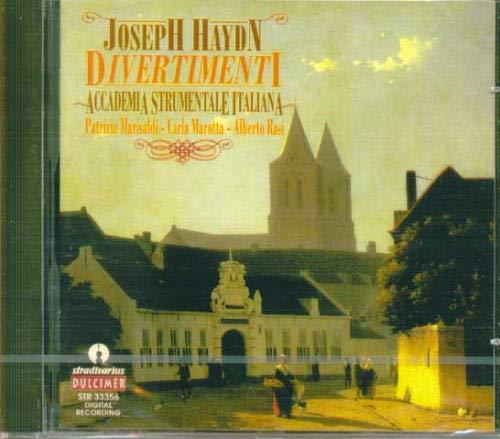(Joseph Haydn: Divertimenti - Accademia Strumentale Italiana)