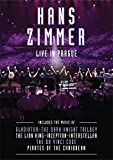 Hans Zimmer: Live In Prague [DVD]