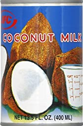 JFC INTERNATIONAL COCONUT MILK, 13.5 OZ