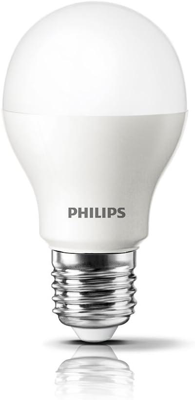 Philips 429381 10.5-watt (60-watt equivalent) 800 Lumens 3000K A19 LED Household Light Bulb, Bright White