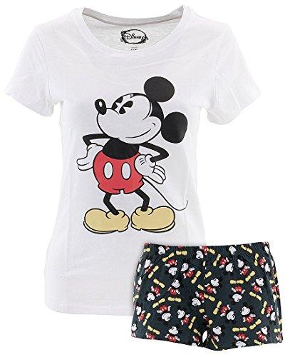 Disney Juniors Mickey Cotton Pajamas