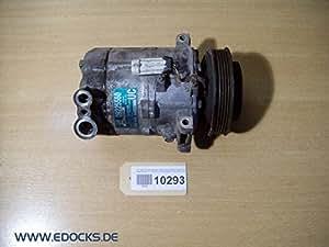 climática Compresor Compresor Vectra C Signum 2,0 Turbo z20net 2,2 z22se z22yh Opel: Amazon.es: Coche y moto