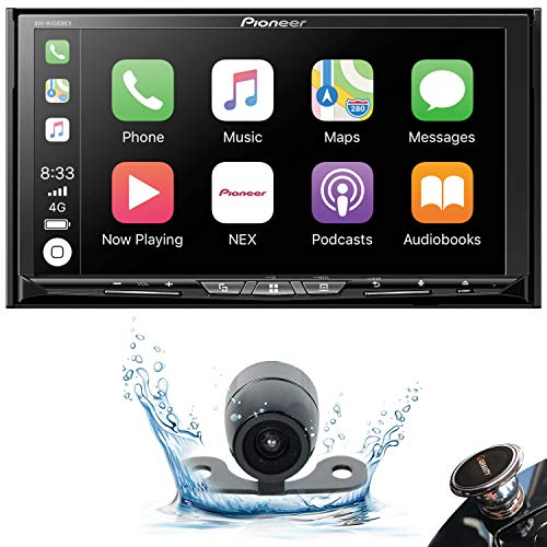 Pioneer AVH-W4500NEX Double DIN Wireless Mirroring Android Auto, Apple Carplay in-Dash DVD/CD Car Stereo Receiver, 7