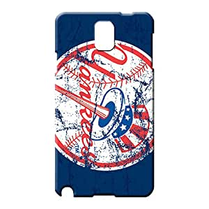 samsung note 3 Series Unique pictures phone cover skin new york yankees mlb baseball