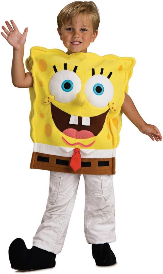 Child - Disfraz de Bob esponja para niño, talla S (883139_S ...