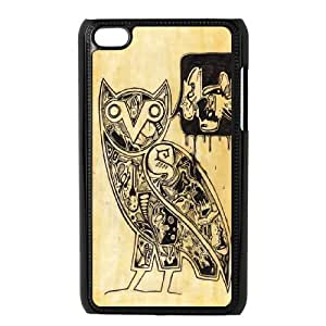 Ipod Touch 4 Phone Case Drake OVO Owl