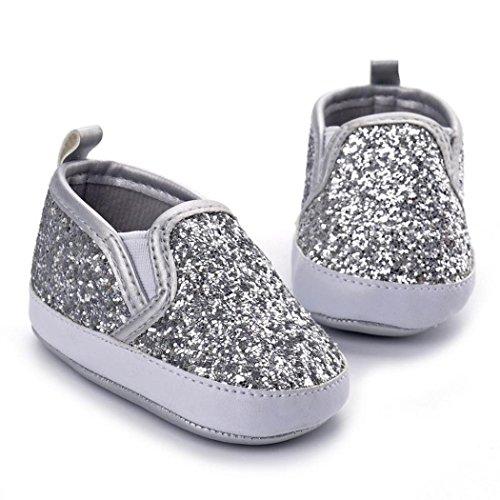 43957abf18a Caliente de la venta Zolimx      Niñas Recién Nacidos Niños Cuna Zapatos  Suave