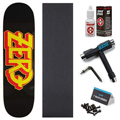 Zero Ozzy Skateboard Deck - 8.50