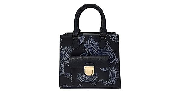36ea924a8d0a Amazon.com: Michael Kors Bridgette Paisley Messenger Bag (Small, Paisley  Admiral): Shoes