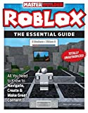 img - for Master Builder Roblox: The Essential Guide book / textbook / text book